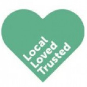 Love Local Trusted Logo